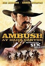 Primary image for Ambush at Dark Canyon