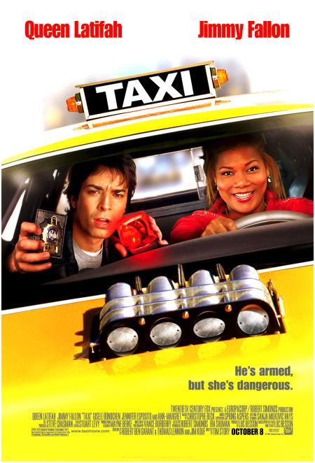 Táxi [Dub] – IMDB 4.5