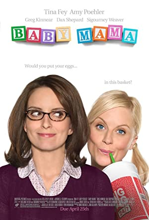 Baby Mama Poster Image