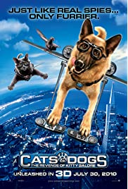 Cats & Dogs: The Revenge of Kitty Galore (2010) film en francais gratuit