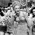 Betty Hutton, Muriel Barr, Mary Philips, and Mabel Adams in Incendiary Blonde (1945)
