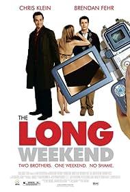 Chris Klein and Brendan Fehr in The Long Weekend (2005)