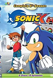 Sonic X Poster