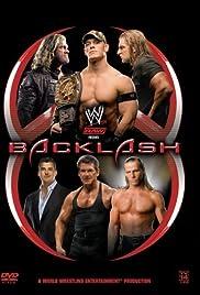 WWE Backlash(2006) Poster - TV Show Forum, Cast, Reviews