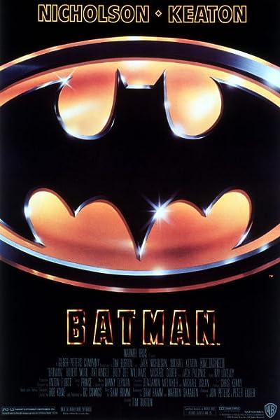 Batman (1989) BluRay 480p, 720p & 1080p