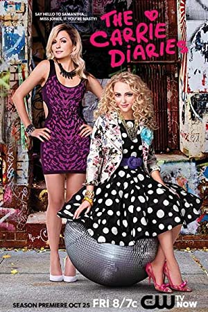Where to stream The Carrie Diaries