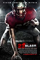 23 Blast (2014) Poster