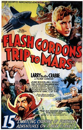 Flash Gordon's Trip to Mars on FREECABLE TV
