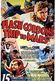 Buster Crabbe and Charles Middleton in Flash Gordon's Trip to Mars (1938)