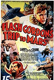 Flash Gordon's Trip to Mars (1938) Poster - Movie Forum, Cast, Reviews