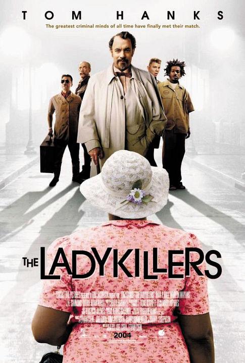 UŽVERSTI BOBUTĘ (2004) / THE LADYKILLERS