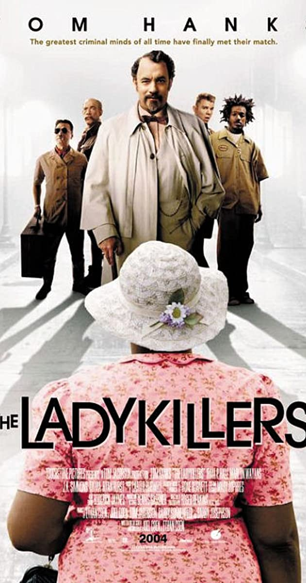 Subtitle of The Ladykillers