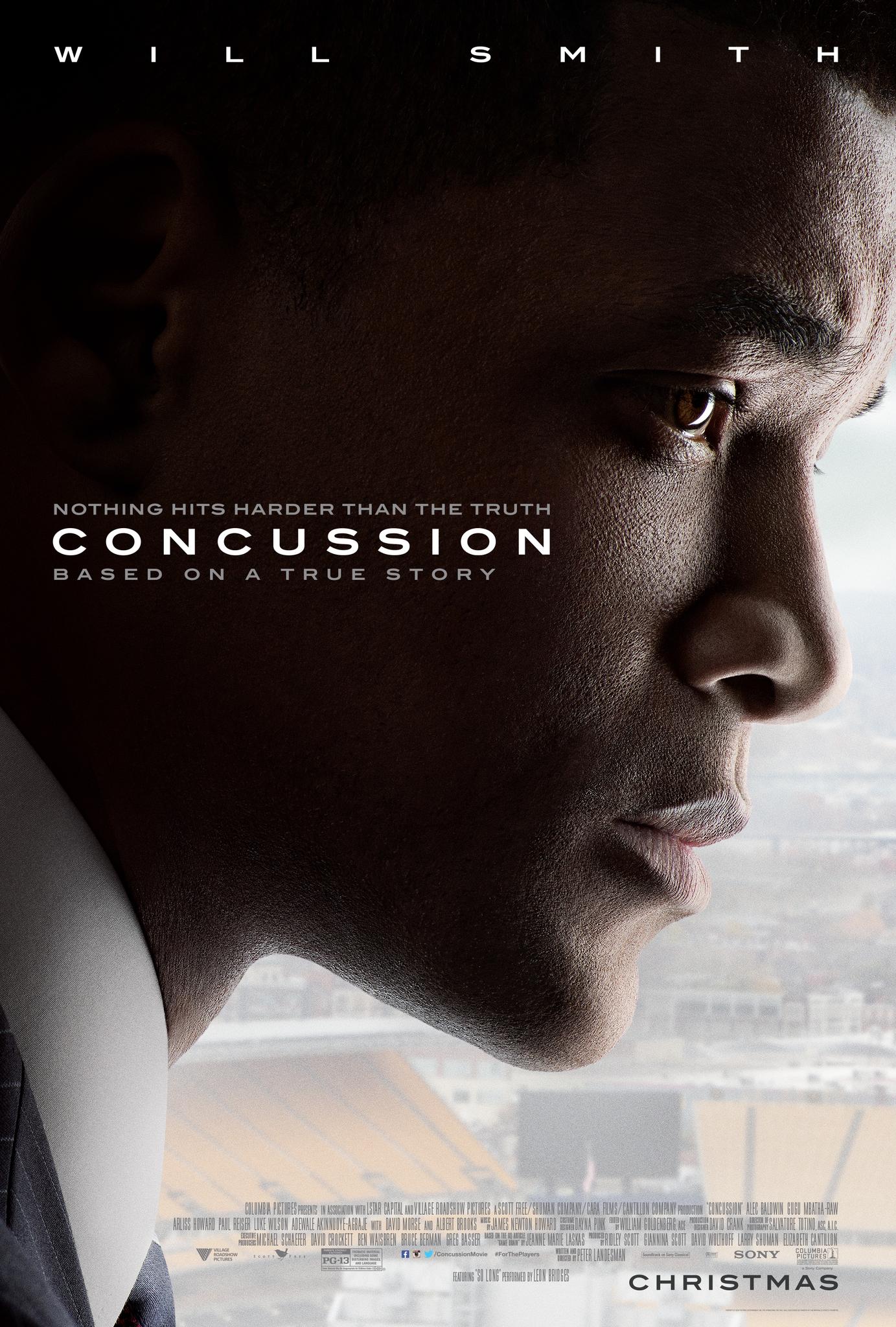 Concussion (2015) BluRay 480p, 720p & 1080p