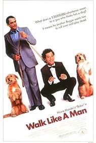 Christopher Lloyd and Howie Mandel in Walk Like a Man (1987)