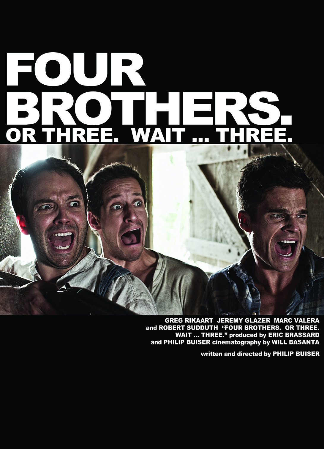 the Four Brothers. Or Three. Wait ... Three. full movie in hindi free download