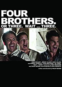 Download hindi movie Four Brothers. Or Three. Wait ... Three.
