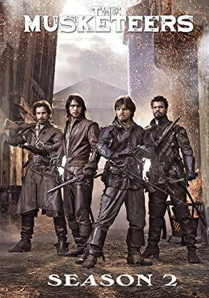Where to stream The Musketeers