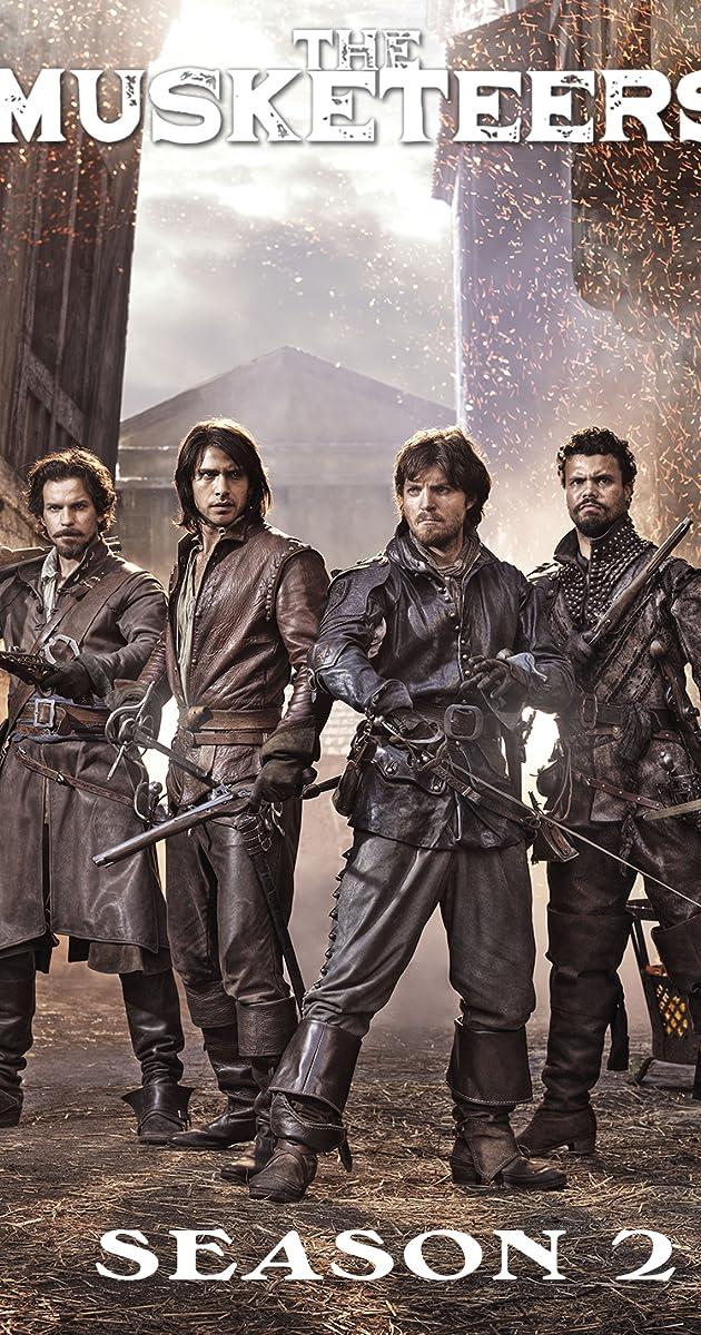 The Musketeers (TV Series 2014–2016) - IMDb
