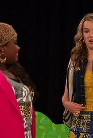 Raven Goodwin and Bridgit Mendler in Good Luck Charlie (2010)