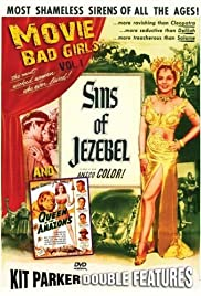 Sins of Jezebel Poster