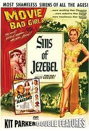 Sins of Jezebel Poster