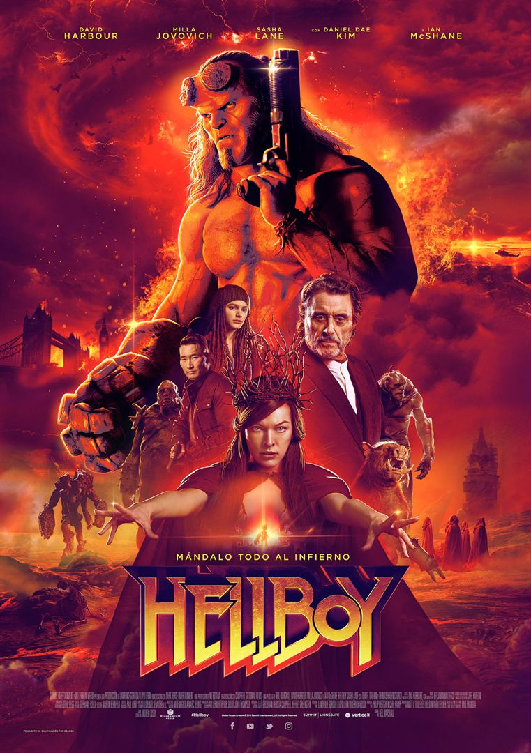 Hellboy 2019 Photo Gallery Imdb