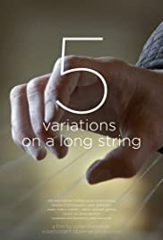 5 Variations on a Long String Poster