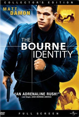 The Bourne Identity (2002) Dual Audio Hindi 480p BluRay x264 400MB ESubs