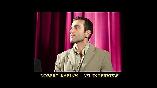 Robert Rabiah Interview
