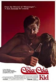 The Coca-Cola Kid(1985) Poster - Movie Forum, Cast, Reviews