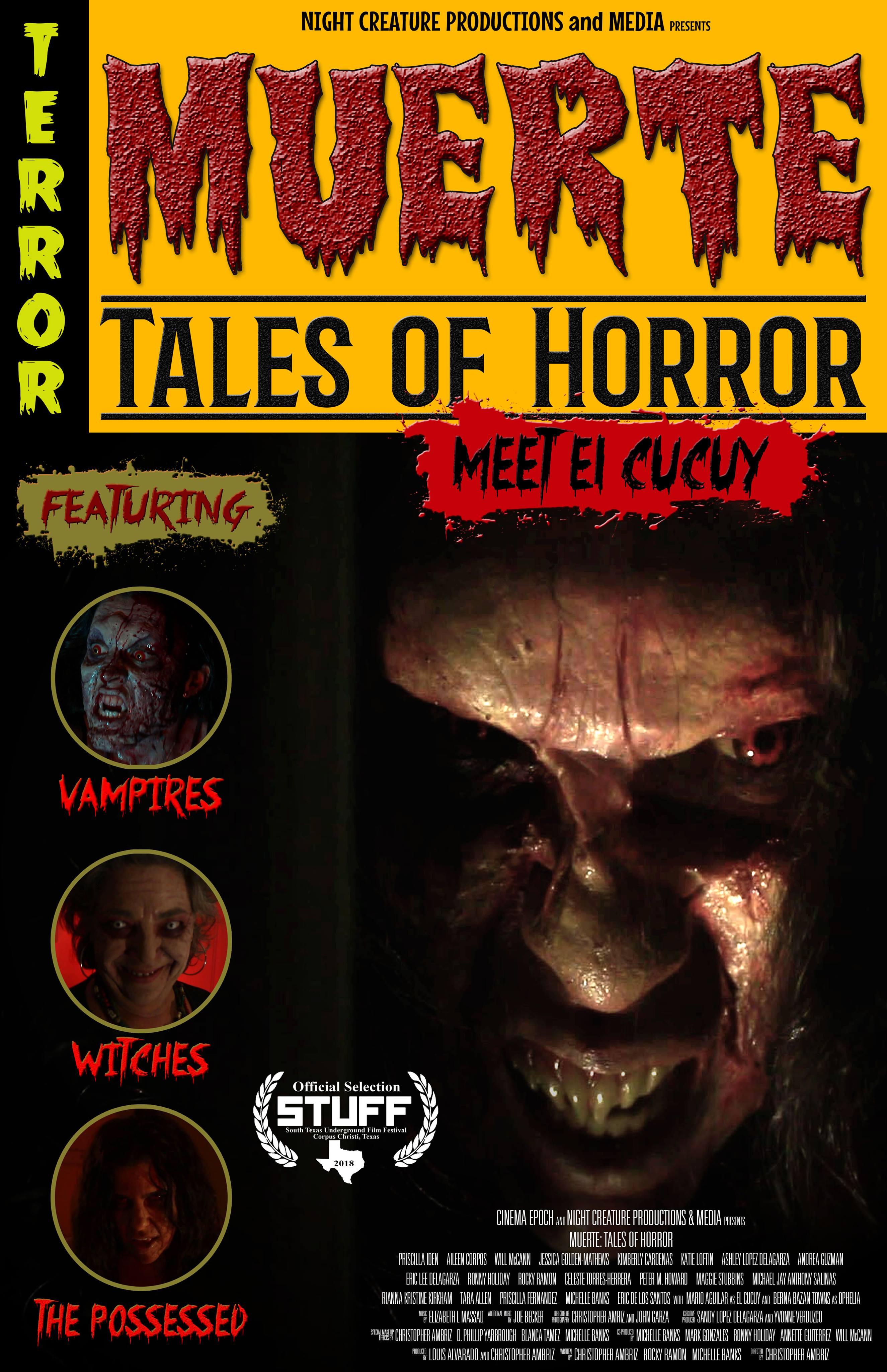 Muerte: Tales of Horror (2018) - IMDb
