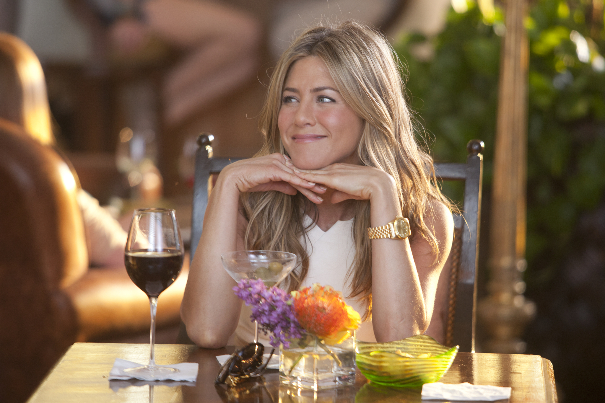 Jennifer Aniston in Just Go with It (2011)