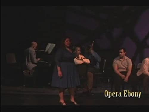Tonya Canady with Opera Ebony