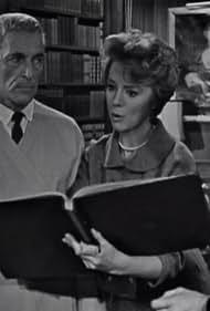John Hoyt, Inger Stevens, and Irene Tedrow in The Twilight Zone (1959)