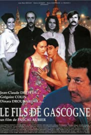 The Son of Gascogne Poster