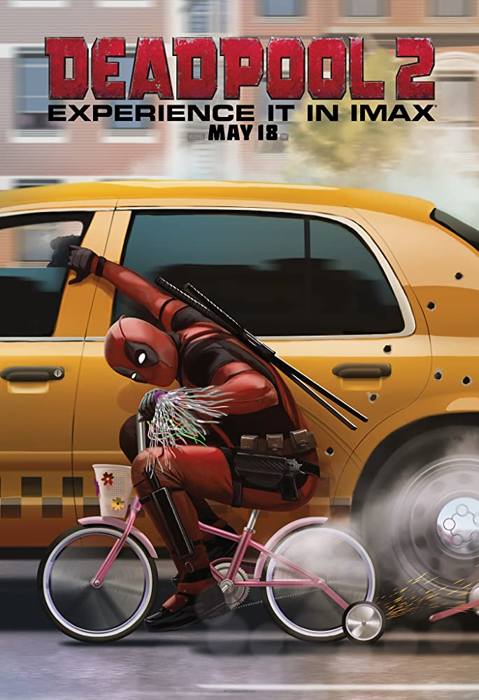 Assistir Deadpool 2