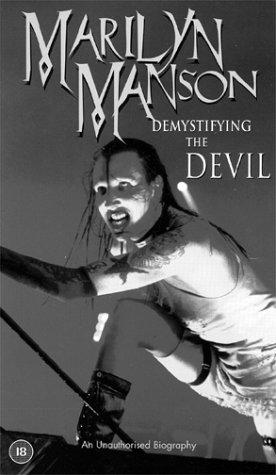 Marilyn Manson Biography Book