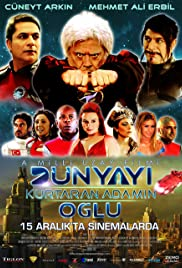 Turks in Space Poster