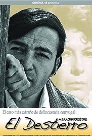 El destierro Poster