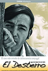 Primary photo for El destierro