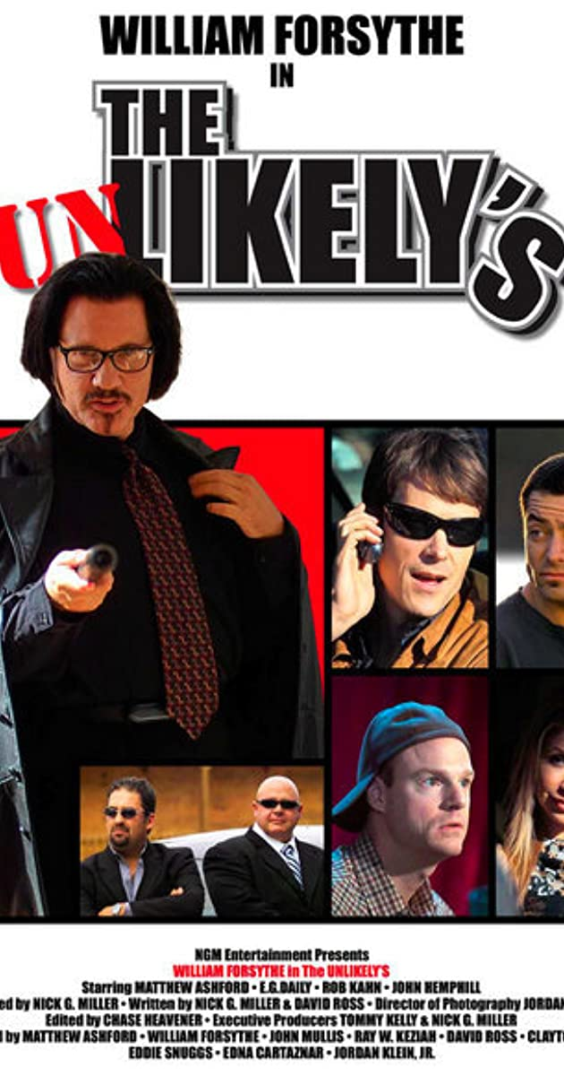 The Unlikely's (2016) - Full Cast & Crew - IMDb