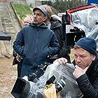 Kenneth Branagh and Haris Zambarloukos in Artemis Fowl (2020)