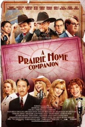 A Prairie Home Companion Poster Image