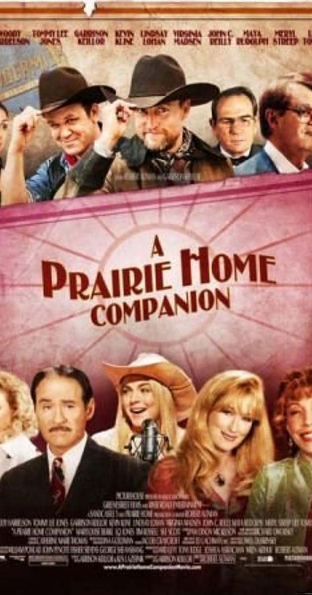 Subtitle of A Prairie Home Companion