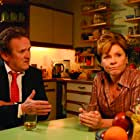 Colm Meaney and Imelda Staunton in Three and Out (2008)