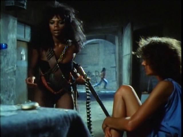Geretta Geretta in Anno 2020 - I gladiatori del futuro (1983)