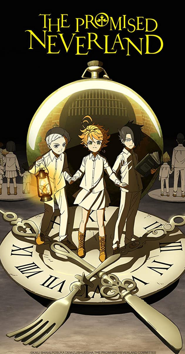 Download Yakusoku no Neverland or watch streaming online complete episodes of  Season 1 in HD 720p 1080p using torrent