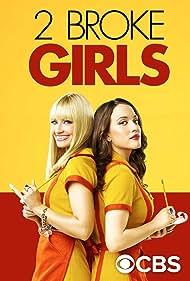 Kat Dennings and Beth Behrs in 2 Broke Girls (2011)