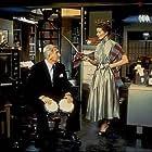 "5758-5 Katharine Hepburn and Spencer Tracy in ""Desk Set"""