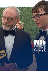 """Liam Cunningham (""""Game of Thrones"""") reveals his surprising pick for the Iron Throne while co-star Isaac Hempstead Wright shares his latest TV discovery."""
